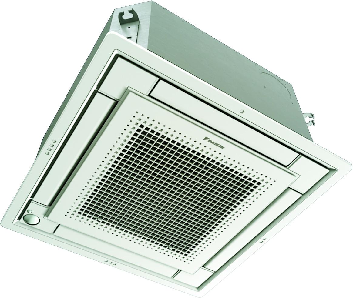 Daikin: Αόρατο σύστημα κλιματισμού VRV για απόλυτη άνεση και μέγιστη εξοικονόμηση ενέργειας