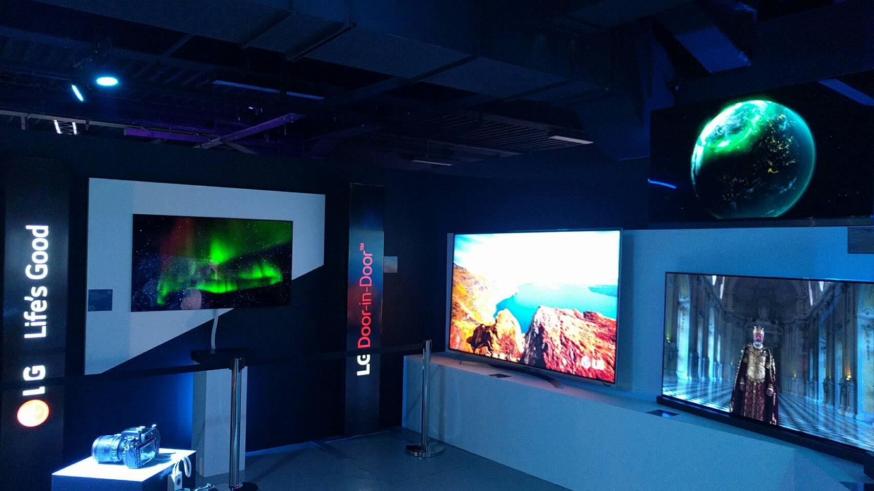 """Δυναμική παρουσία της LG Electronics στην έκθεση """"Thanks to Tech"""""""