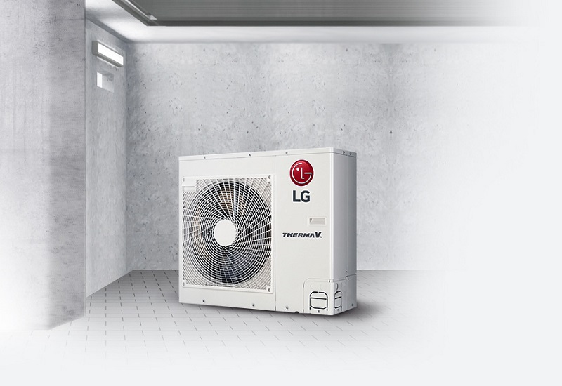 Ζεστός χειμώνας με χαμηλό κόστος χάρις στις αντλίες θερμότητας της LG