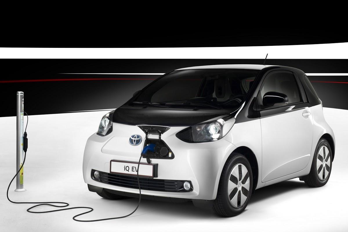 Καινοτόμος μπαταρία λιθίου στα νέα ηλεκτροκίνητα της Toyota