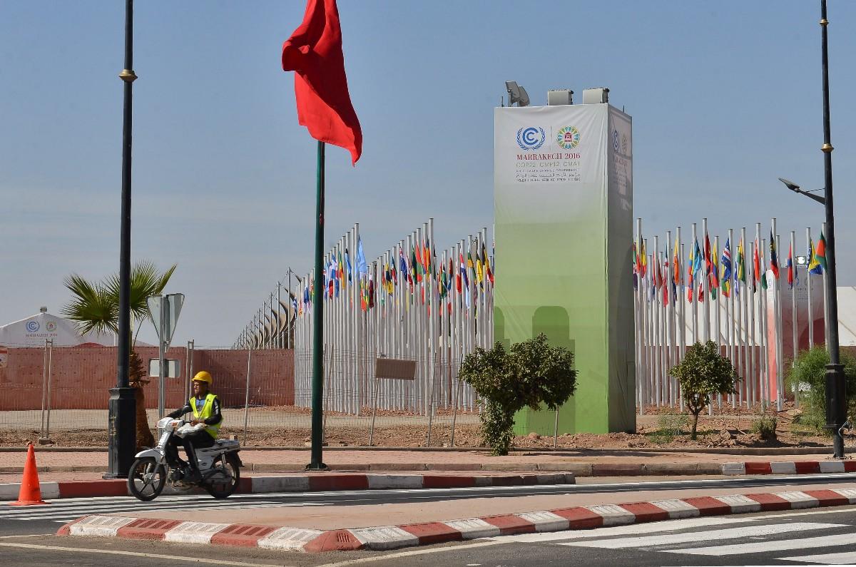 Στο Μαρόκο αποφάσεις για ποινές στους ρυπαντές, σε ισχύ η συμφωνία του Παρισιού