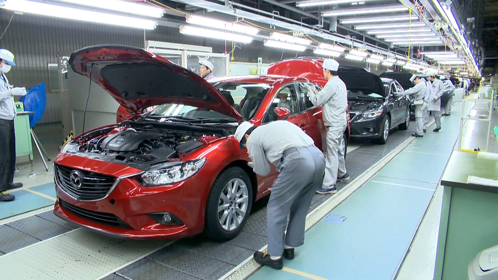 Και η Mazda εισέρχεται στην ηλεκτροκίνηση από το 2019