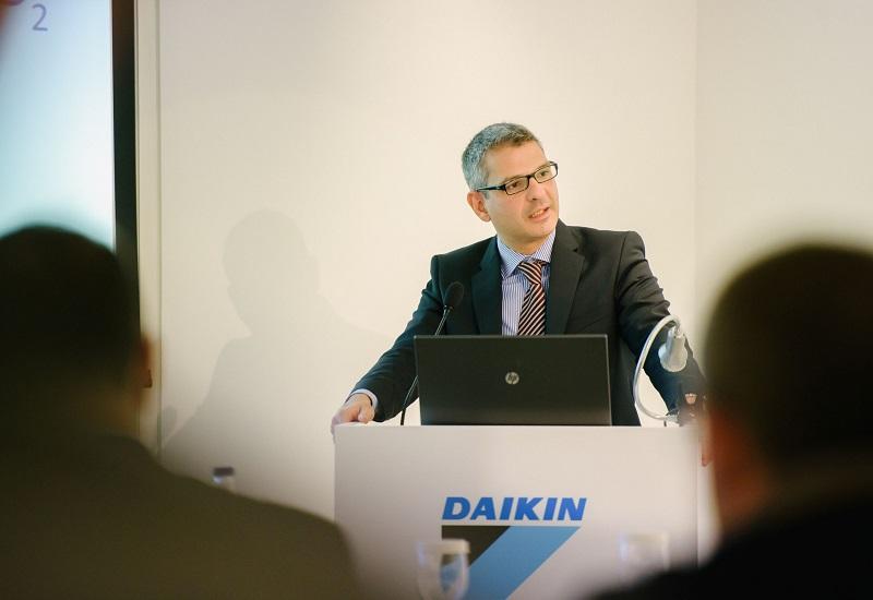 Daikin Hellas: Στόχος η 1η θέση στα συστήματα θέρμανσης, κλιματισμού και επαγγελματικής ψύξης