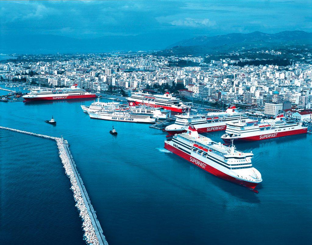 Σχέδιο για τη δημιουργία εγκαταστάσεων LNG στο λιμάνι της Πάτρας