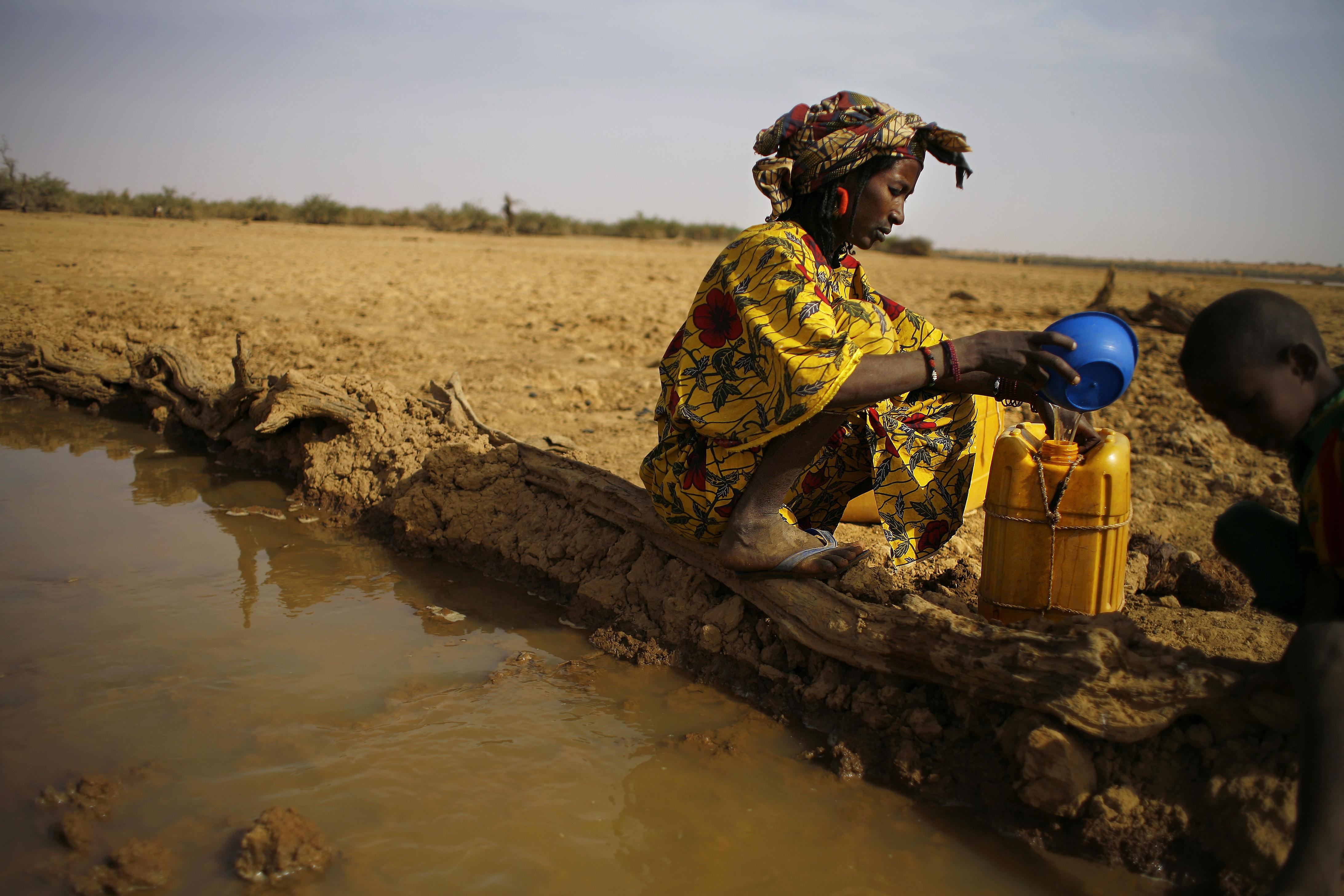 Πρόσφυγες πάνω από 1 εκατ. Αφρικανοί λόγω κλιματικής αλλαγής