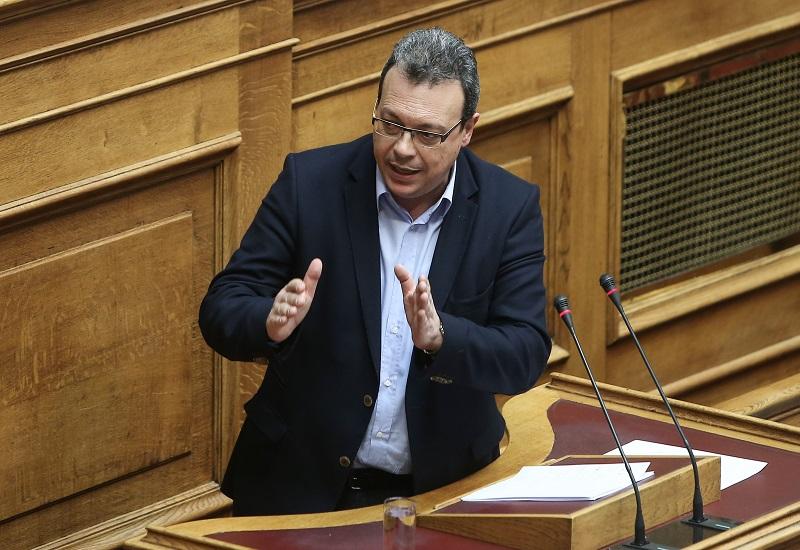 Σωκ. Φάμελλος: «Η πρόταση της ΝΔ για τους δασικούς χάρτες ανοίγει παράθυρο στην παρανομία και την ασυδοσία»