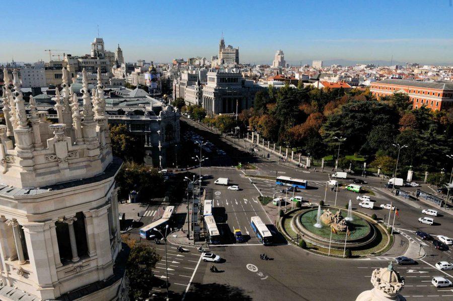 """""""Δακτύλιος"""" στη Μαδρίτη εξαιτίας της ατμοσφαιρικής ρύπανσης"""