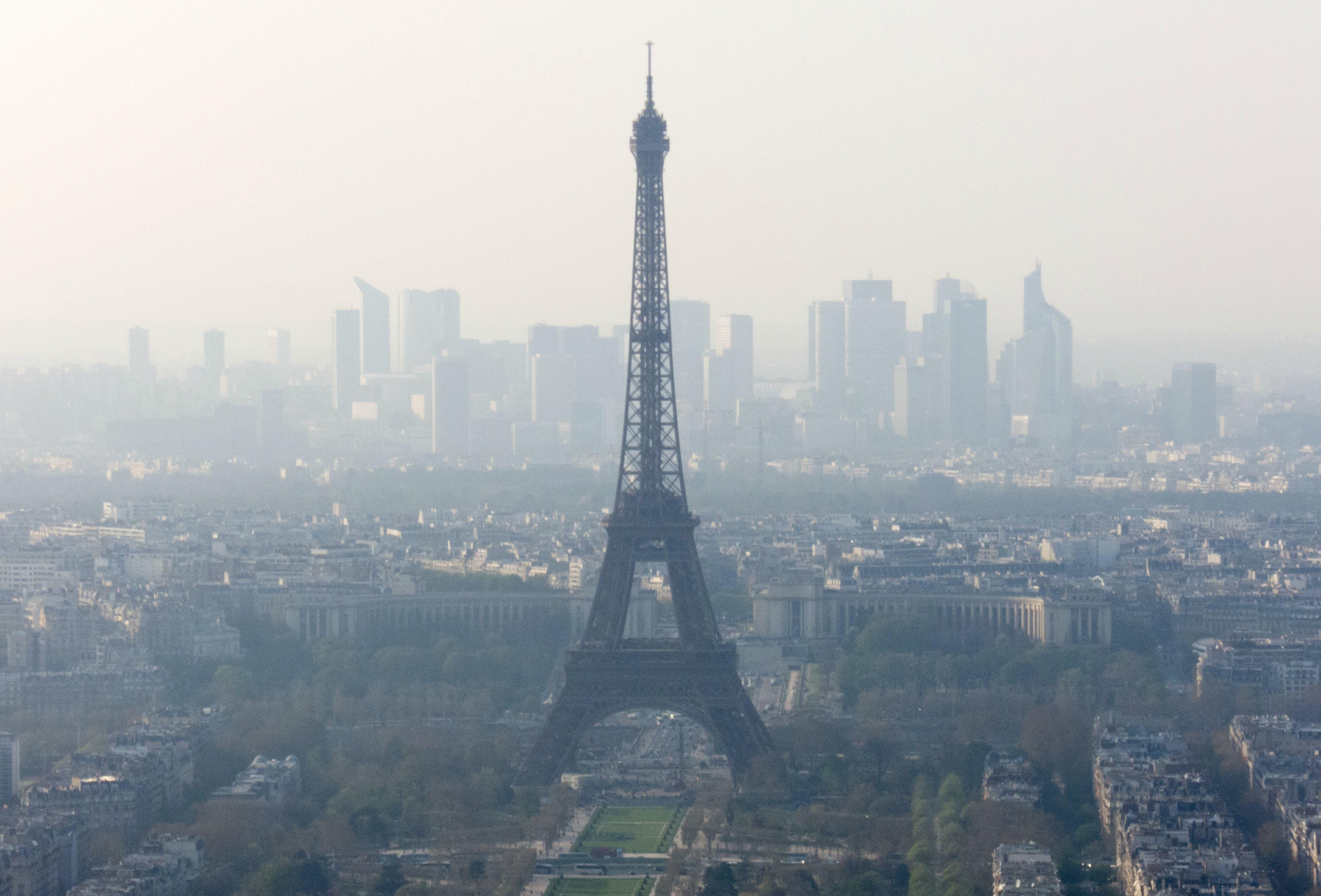 Νέο σύστημα παρακολούθησης των εκπομπών αερίων ρύπων από τα οχήματα σε Λονδίνο και Παρίσι
