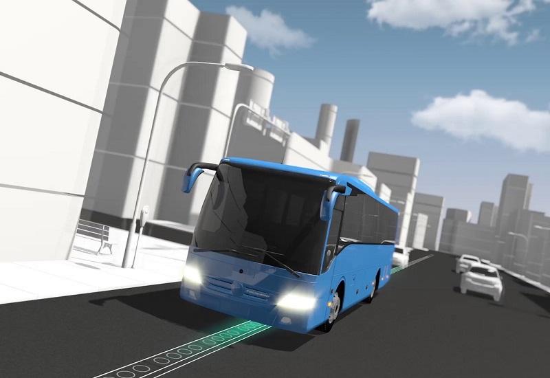 Οι δρόμοι γίνονται… ασύρματες πρίζες για ηλεκτρικά οχήματα (vd.)