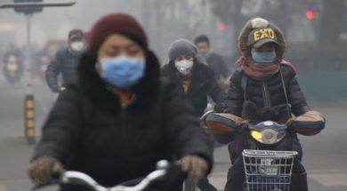 china pollution air