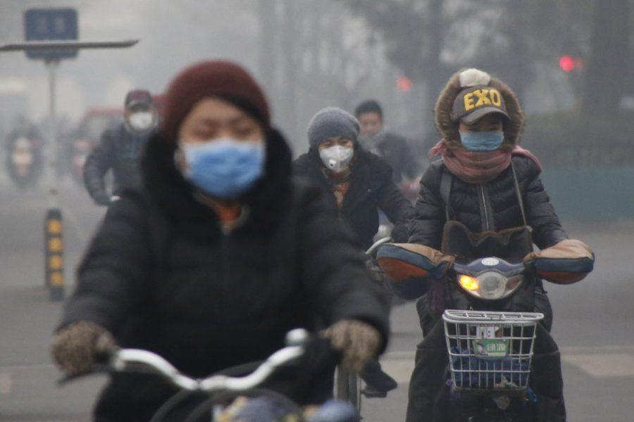 Πώς η κλιματική αλλαγή στην Αρκτική έπνιξε την Κίνα στο νέφος
