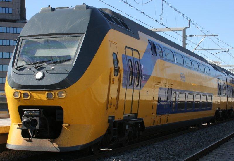 Η αιολική ενέργεια κινεί τώρα και το σιδηρόδρομο…