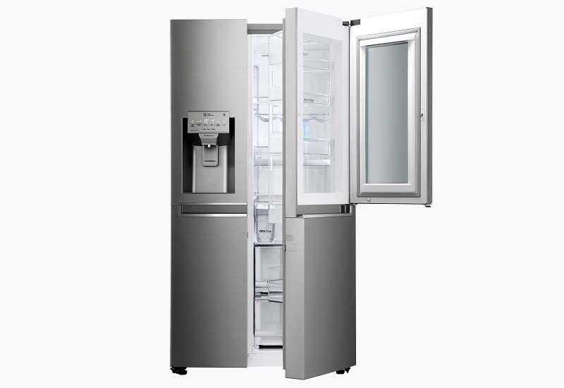 H LG Electronics παρουσιάζει το νέο καινοτόμο ψυγείο Instaview στην Europe Innofest 2017