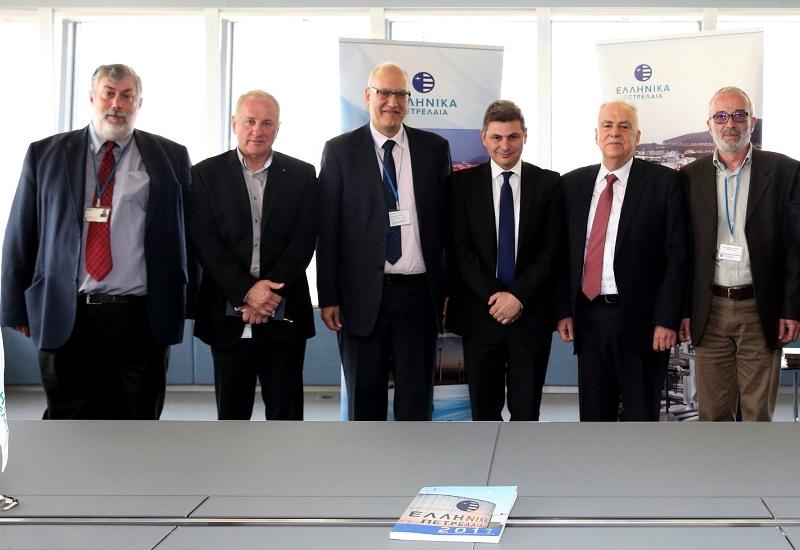 Συμφωνία στρατηγικής συνεργασίας του ομίλου ΕΛΠΕ με το Πανεπιστήμιο Πειραιά και το Πολυτεχνείο Κρήτης