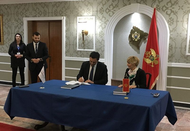 Energean: Σύμβαση για έρευνα και παραγωγή υδρογονανθράκων σε δύο θαλάσσια οικόπεδα στο Μαυροβούνιο