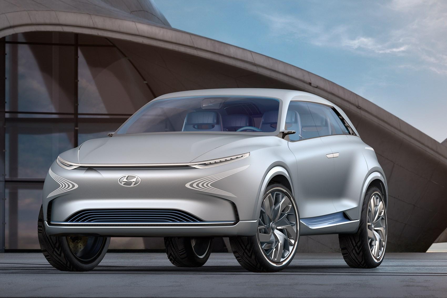 Hyundai: Το FE Fuel Cell Concept τρέχει… στον δρόμο του υδρογόνου
