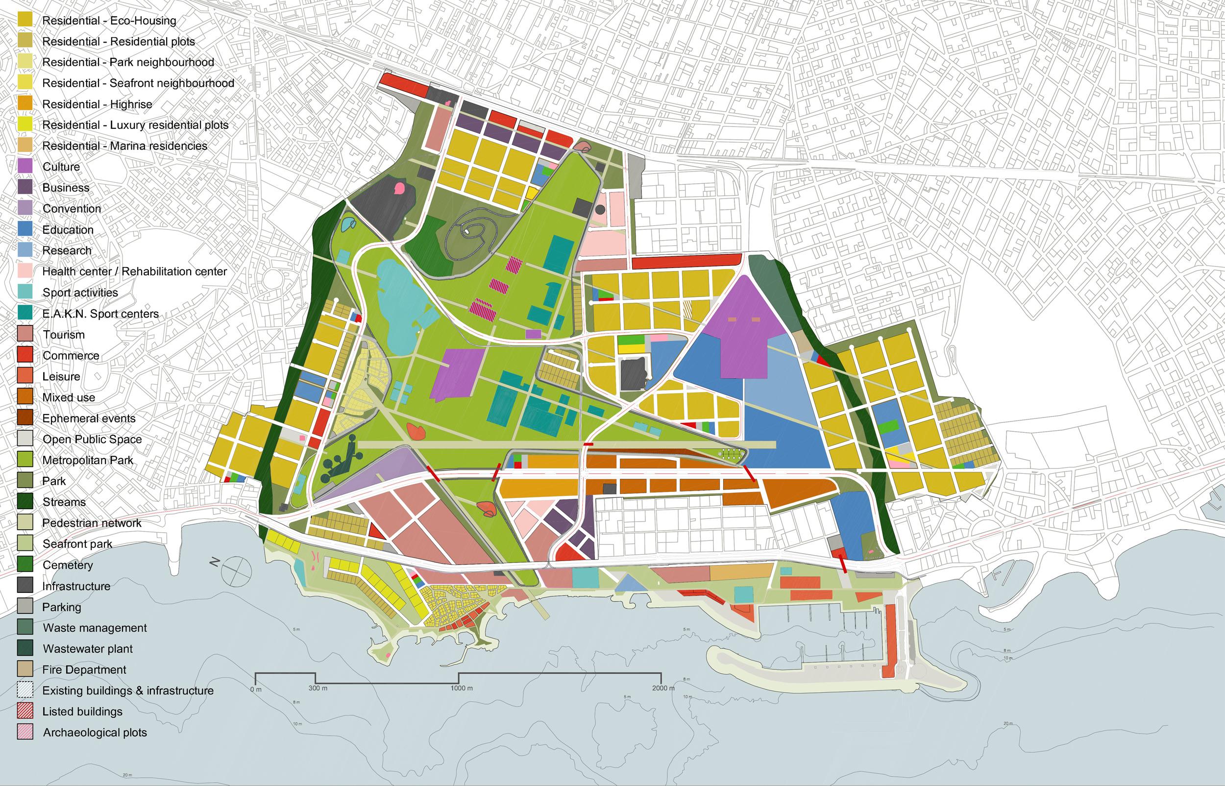 Οι παρατηρήσεις της ΓΣΕΒΕΕ στη δημόσια διαβούλευση για τις χρήσεις γης