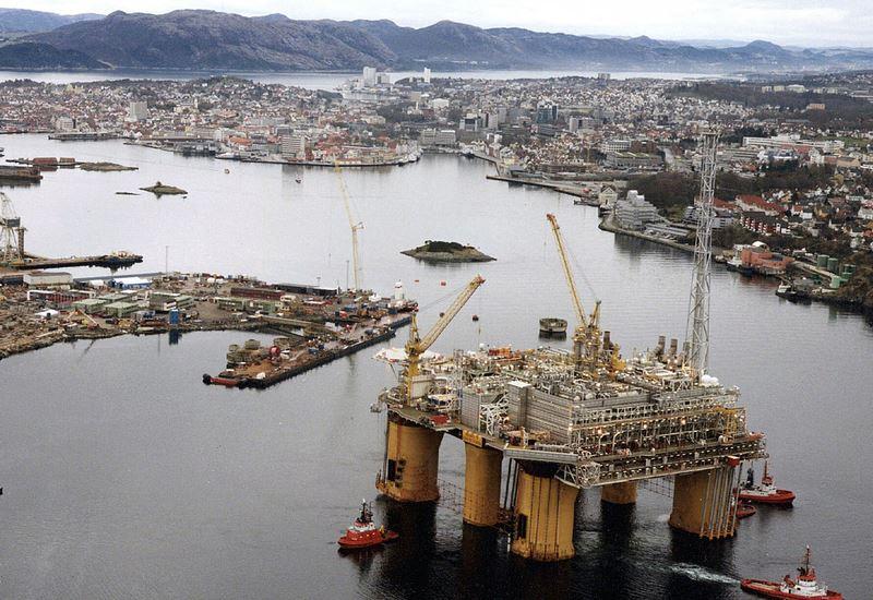 Νορβηγία: Αύξηση στην παραγωγή πετρελαίου το Μάρτιο