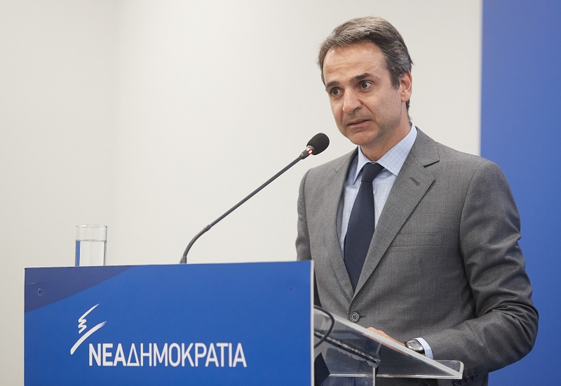 Κ. Μητσοτάκης: «Ο ΣΥΡΙΖΑ έχει μηδενική πολιτική στα ενεργειακά ζητήματα»