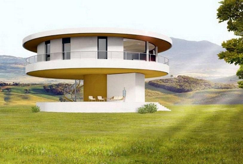Ηλιακή ενέργεια: Το σπίτι που φωτοσυνθέτει
