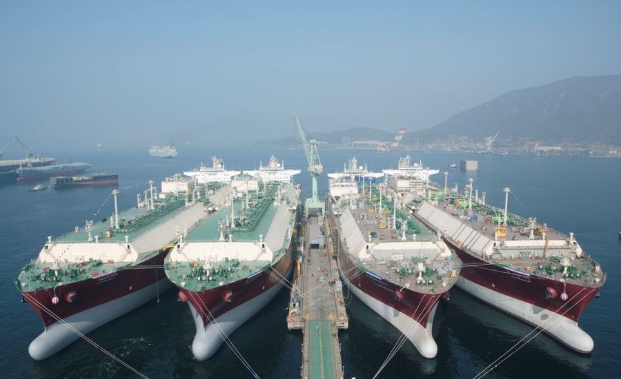 Samsung Heavy Industries: Δυναμική είσοδος στον τομέα ναυπήγησης πλοίων μεταφοράς LNG