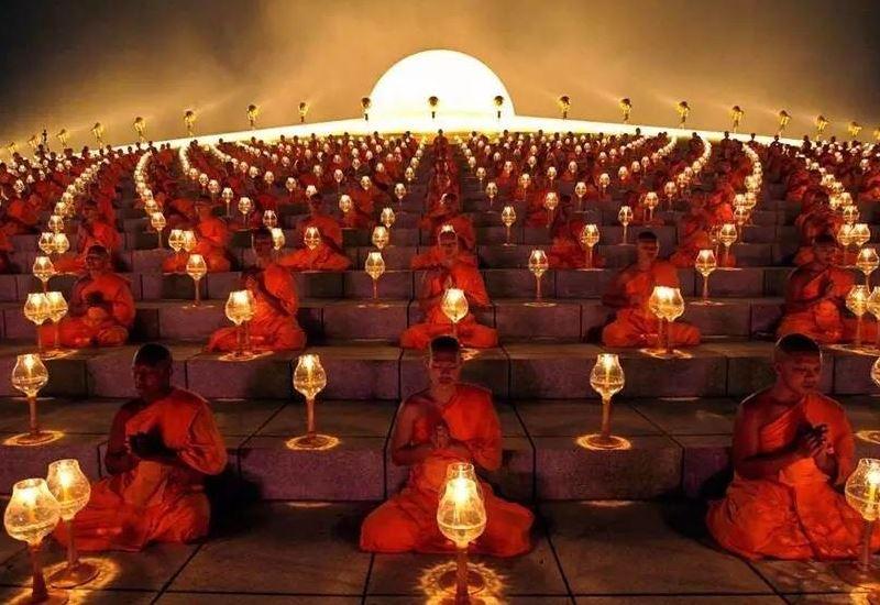 Κίνα: Η χορτοφαγία των βουδιστών μειώνει τις εκπομπές ρύπων κατά 40 εκατ. τόνους ετησίως