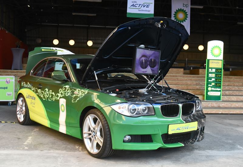 BP: Νέα καύσιμα με τεχνολογία ACTIVE