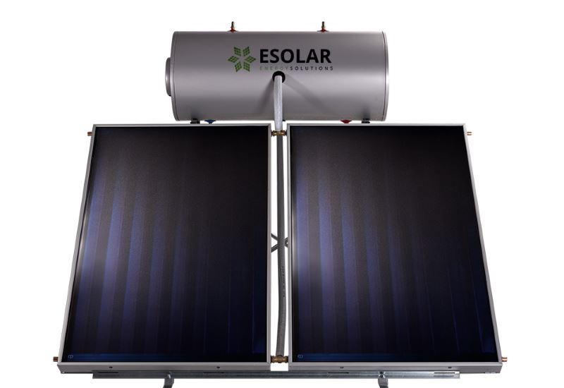 Esolar: Εξοικονομήστε ενέργεια με τον ηλιακό θερμοσίφωνα