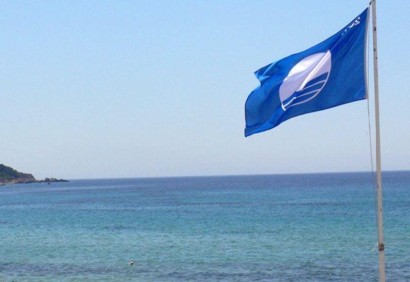 Δεύτερη η Ελλάδα παγκοσμίως με 486 «γαλάζιες σημαίες»