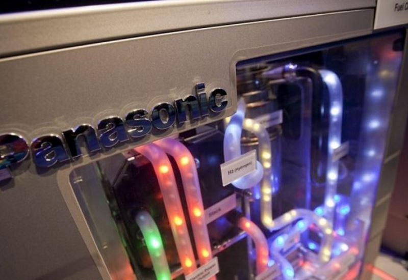 Η Panasonic «πρωτοπορεί» με συστήματα κυψελών καυσίμου υδρογόνου