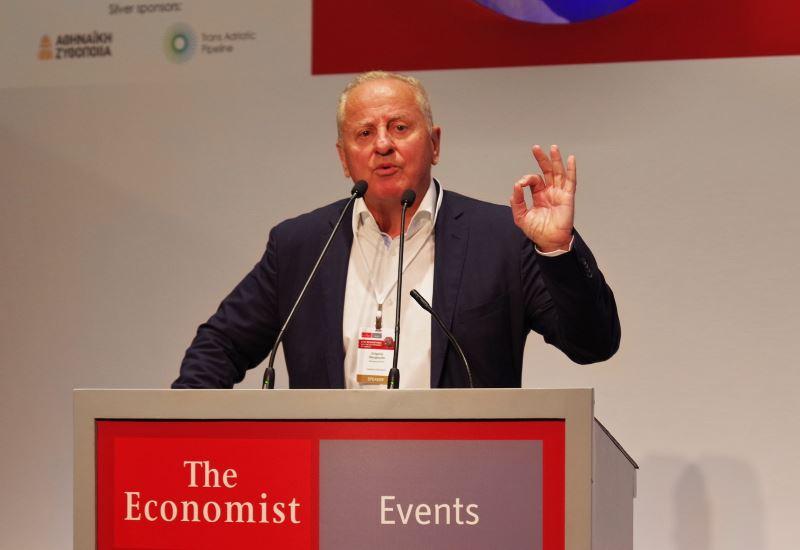 Γρ. Στεργιούλης (ΕΛΠΕ): «Έφτασε η ώρα των μεγάλων επενδύσεων για τη χώρα»
