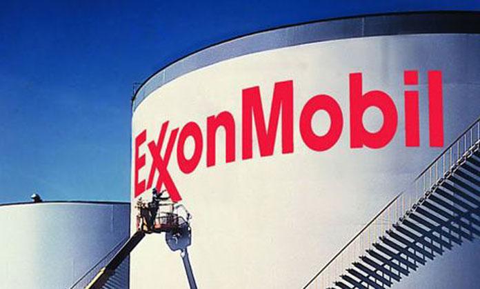Η Exxon αποκαλύπτει τις εκπομπές άνθρακά της