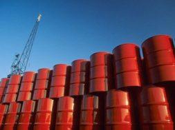 Oil-drums