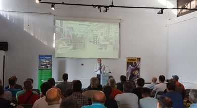 SE joint presentation with DeWalt to electricians photo 1