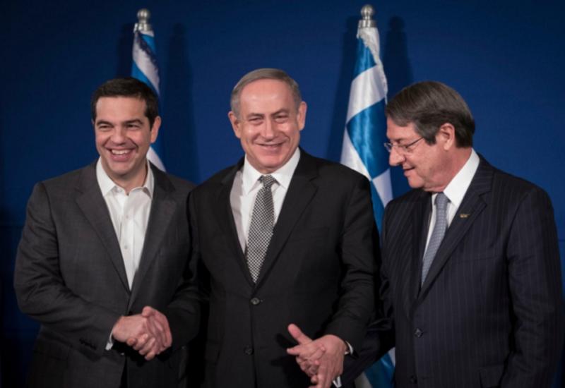 Η Τριμερής Ελλάδας- Κύπρου- Ισραήλ για την ενέργεια