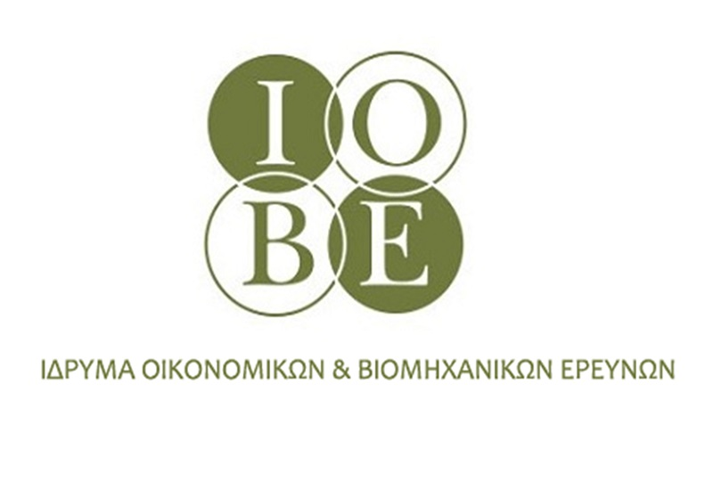 ΙΟΒΕ: Πτωτική τάση ο δείκτης προσδοκιών στη βιομηχανία