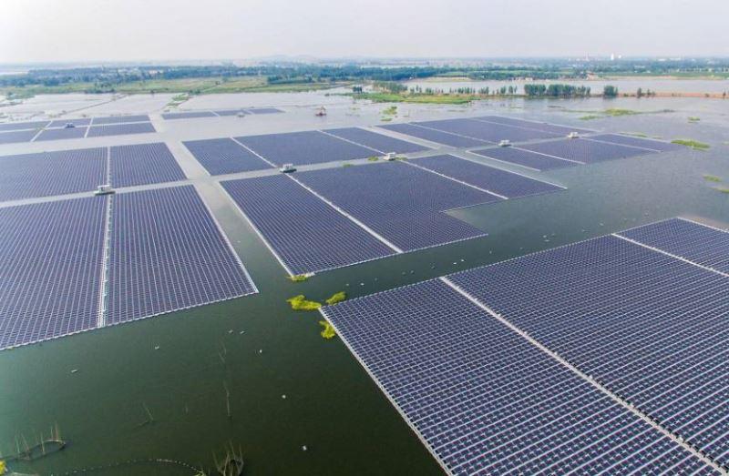 Κίνα: Tο μεγαλύτερο πλωτό φωτοβολταϊκό πάρκο στον κόσμο