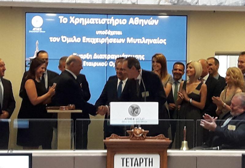 Ευ. Μυτιληναίος: «Αναγεννάται η ελληνική κεφαλαιαγορά…»