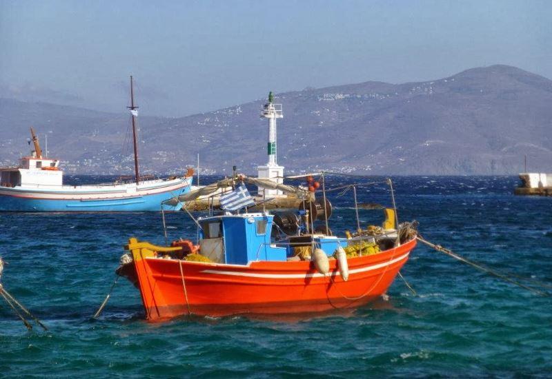 Δημαράς: Οι τράτες καταστρέφουν την αειφορία των ελληνικών θαλασσών