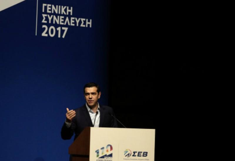 """Τσίπρας: """"Ζητάμε από την Κομισιόν παράταση της Διακοψιμότητας"""""""