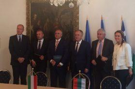 ΔΕΣΦΑ – Υπογραφή MoU για διασύνδεση Βαλκανίων