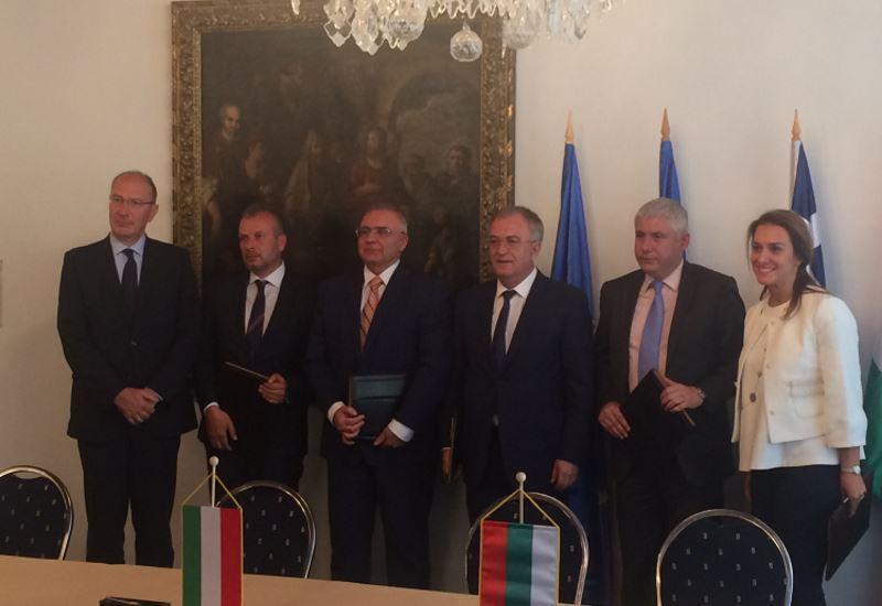 Μνημόνιο Συνεργασίας για τη διασύνδεση αγωγών φυσικού αερίου των Βαλκανίων