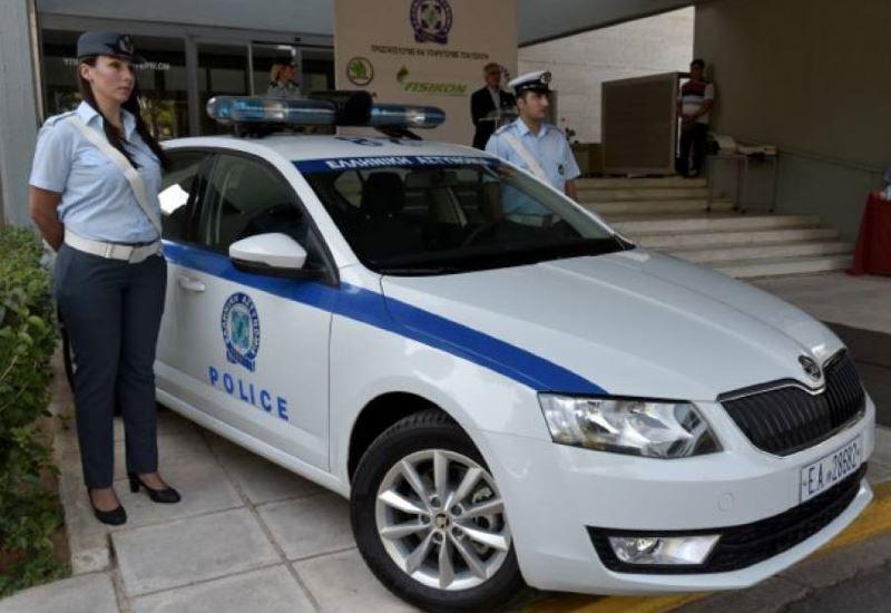 Περιπολικό φυσικού αερίου στην Ελληνική Αστυνομία από τη ΔΕΠΑ