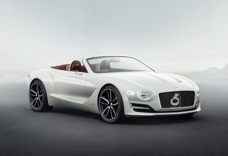 Το νέο ηλεκτροκίνητο μοντέλο της Bentley