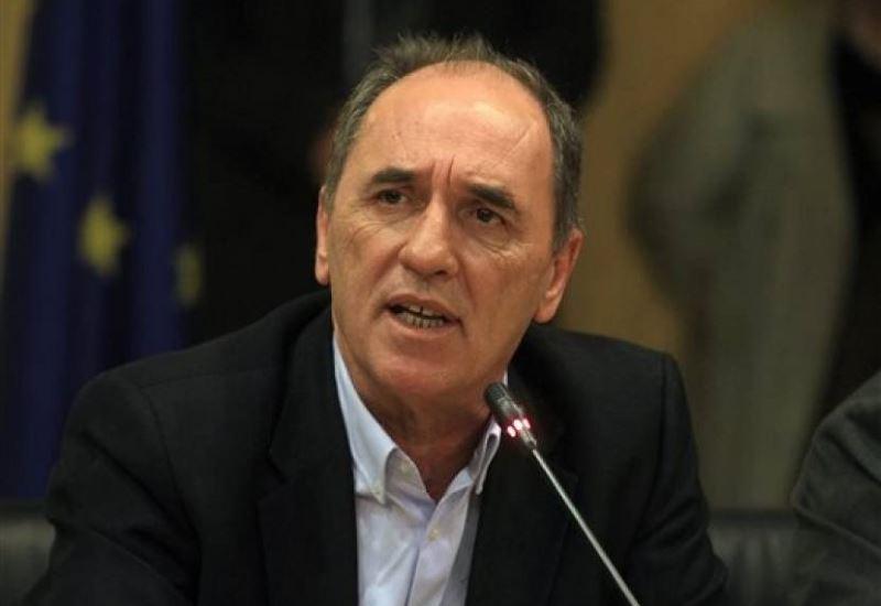 Γ. Σταθάκης: «Επιτύχαμε μια στρατηγικού χαρακτήρα συμφωνία για τον ΔΕΣΦΑ»