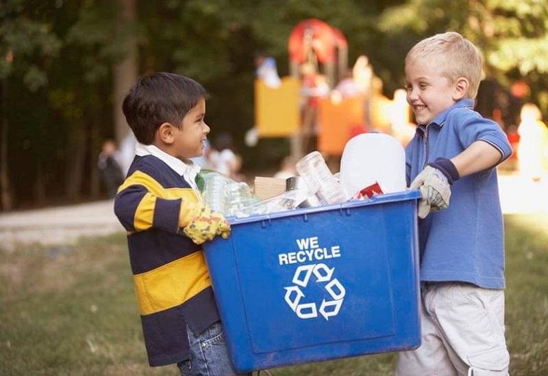Βάλτε το παιδί σας στο παιχνίδι… της ανακύκλωσης