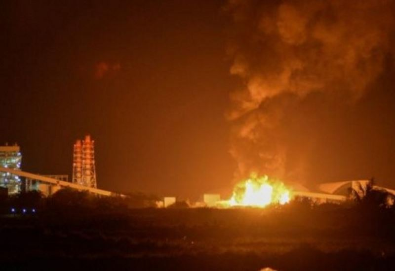 Έκρηξη αγωγού φυσικού αερίου στην Κίνα- Πέντε νεκροί
