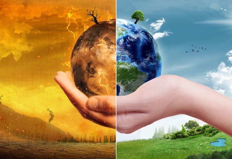 """Κλιματική αλλαγή- Οι επιστήμονες χτυπούν το """"καμπανάκι του κινδύνου"""""""