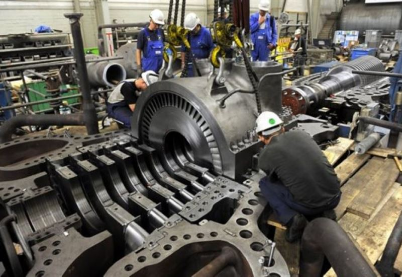 ΕΛΣΤΑΤ: Αύξηση 5,4% στο γενικό δείκτη βιομηχανικής παραγωγής το Μάιο