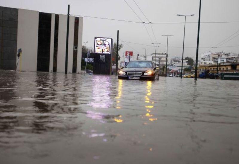 Περιφέρεια Αττικής: Σύστημα έγκαιρης προειδοποίησης για έντονα καιρικά φαινόμενα